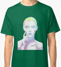 Simply Irresistible Abstract Woman Classic T-Shirt