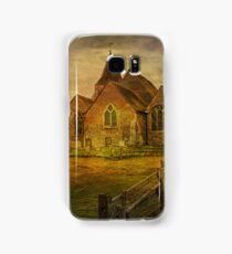 St Clement's Old Romney From The East Samsung Galaxy Case/Skin