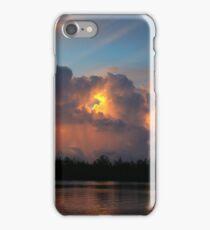 Florida Sunset Ft Pierce iPhone Case/Skin