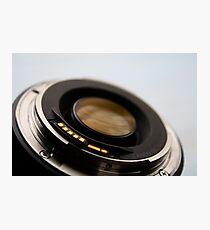 Lens Photographic Print