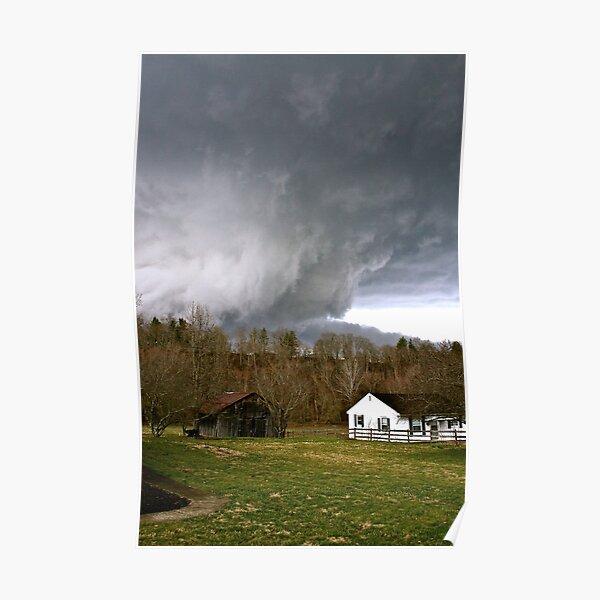 West Liberty, KY Tornado Poster