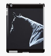 Horse in Sihouette  iPad Case/Skin