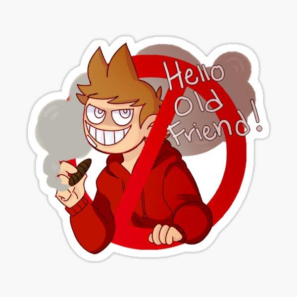 Hello, Old Friend! Sticker