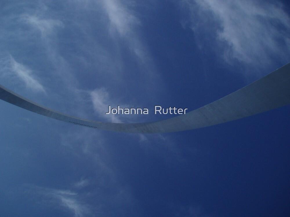 arch upside down by Johanna  Rutter