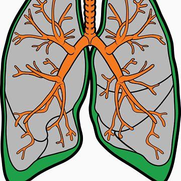 Big Lungs by BizarroArt