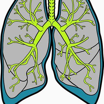 Big Lungs 2 by BizarroArt