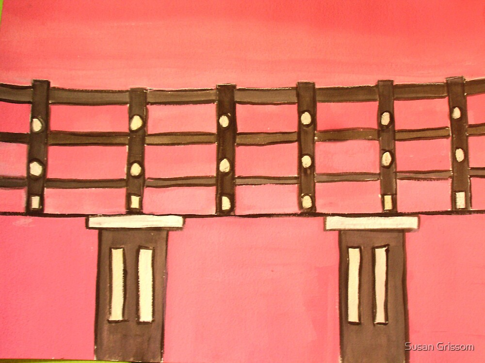 Bridge II by Susan Grissom