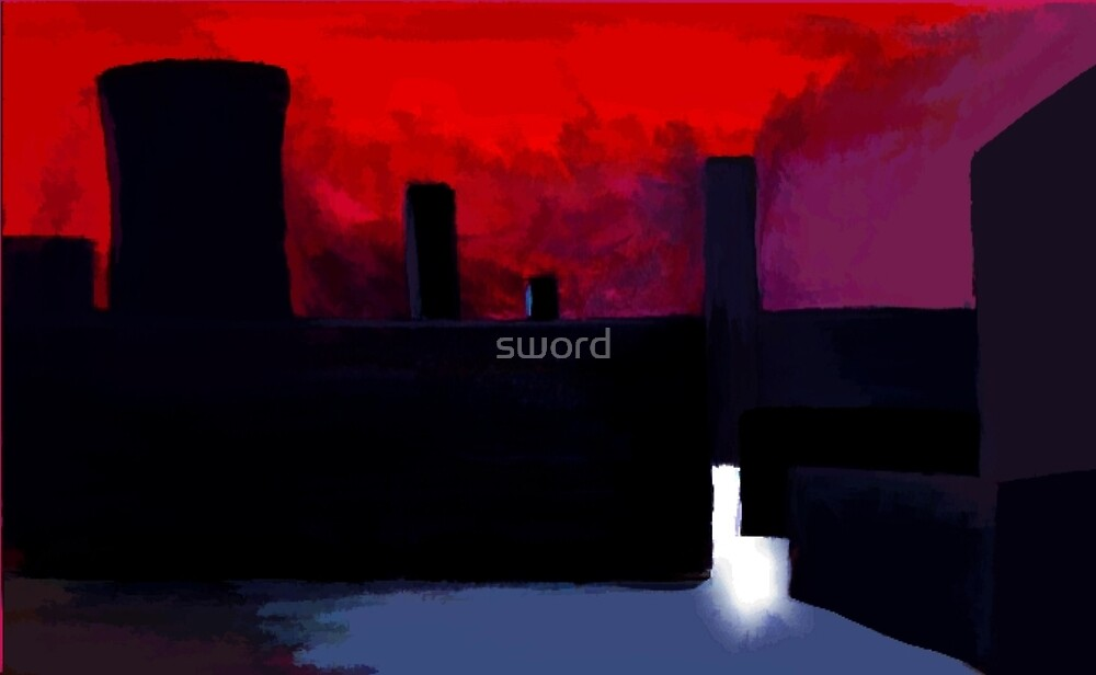 Industry  by sword