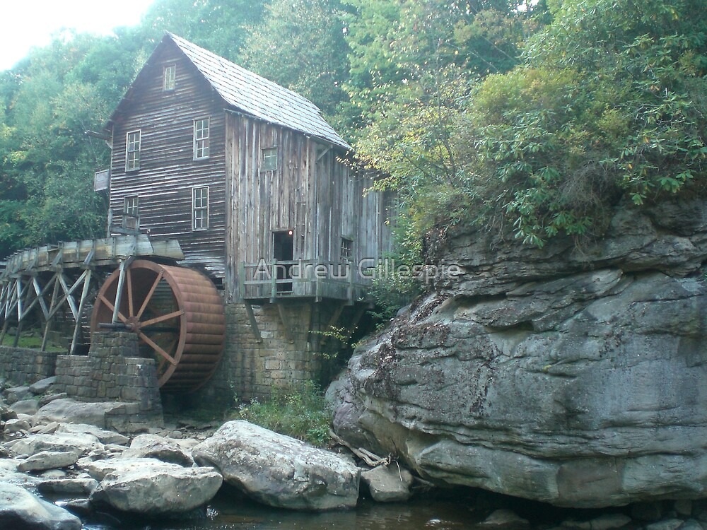 Gris Mill by Andrew Gillespie