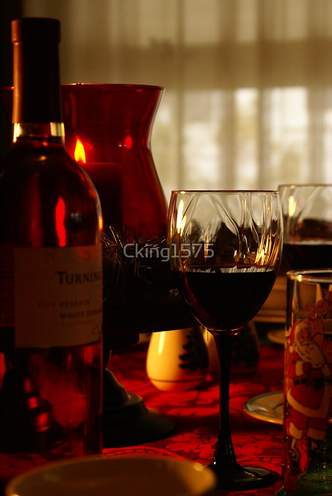 Glass of Wine anyone? by Cking1575