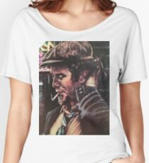 Tom Waits Saturday night Women's Relaxed Fit T-Shirt