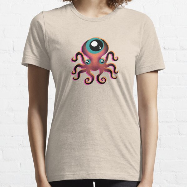 3 Eyes and 8 Legs Essential T-Shirt