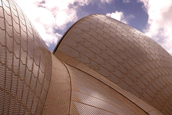 Opera House Architecture by John Wallace
