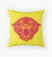 Wild - Panther Throw Pillow