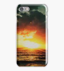 MAKENA SUNSET iPhone Case/Skin
