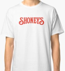Shoney's - Rick And Morty Classic T-Shirt