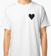 a dark heart Classic T-Shirt