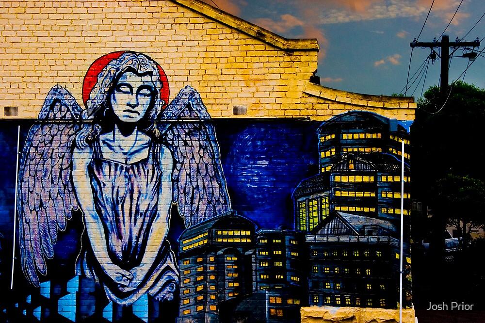 Urban Angel by Josh Prior