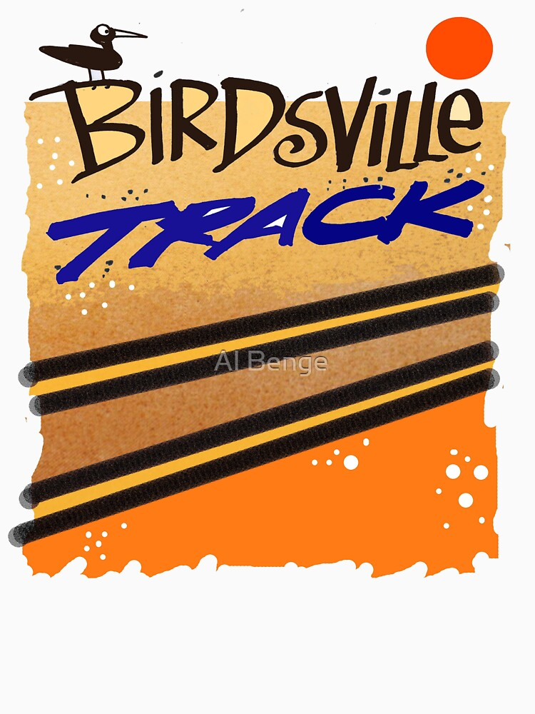 Birdsville track t-shirt by MrCreator