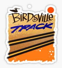 Birdsville track t-shirt Sticker