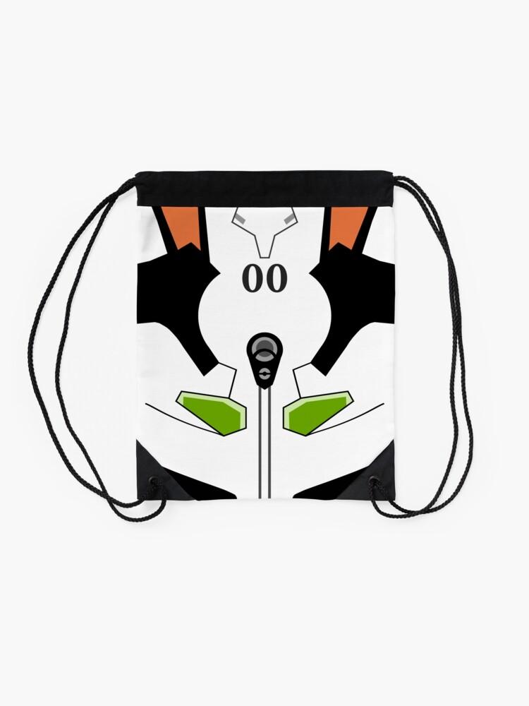 Alternate view of Neon Genesis Evangelion - Rei 00 Plugsuit Drawstring Bag