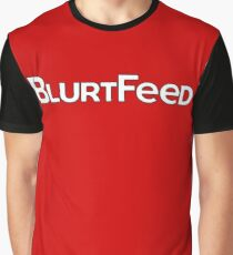 BlurtFeed - Rick And Morty Graphic T-Shirt
