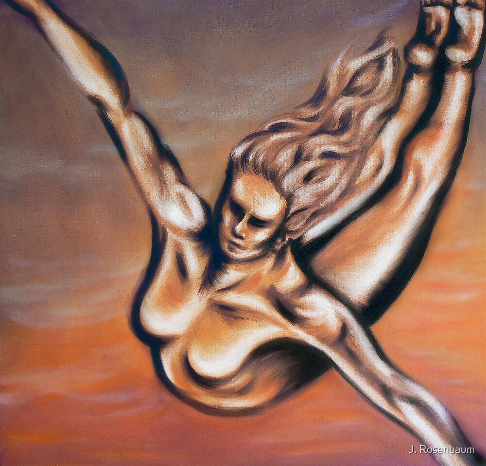 Freedom by Jennie Rosenbaum