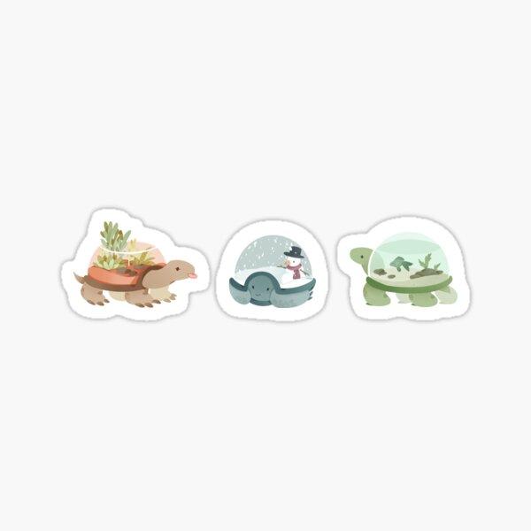 Odd Shells Sticker