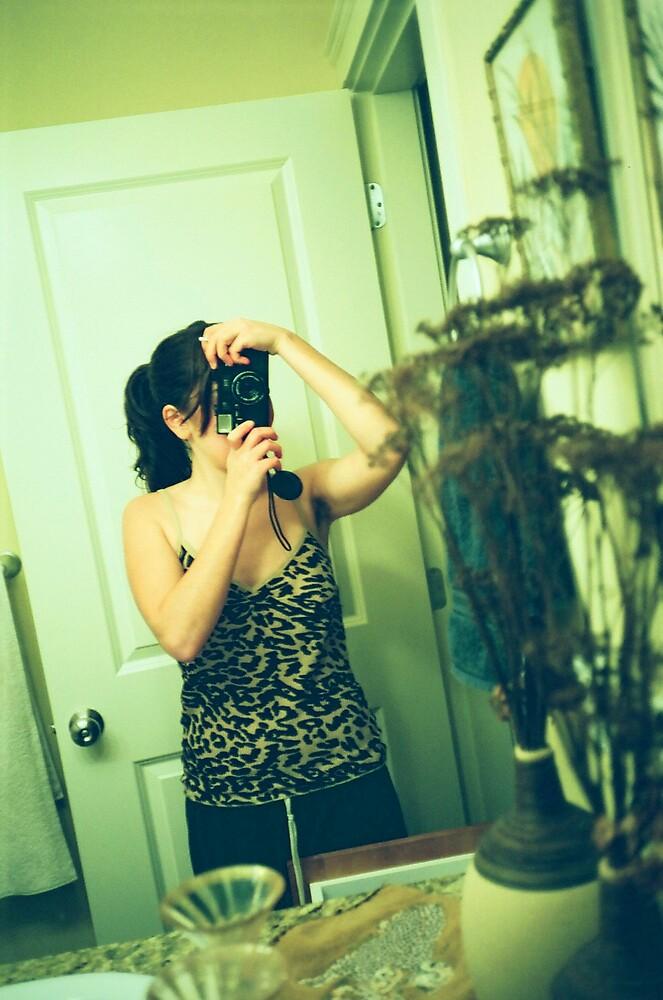 cheetah by Natania Rogers