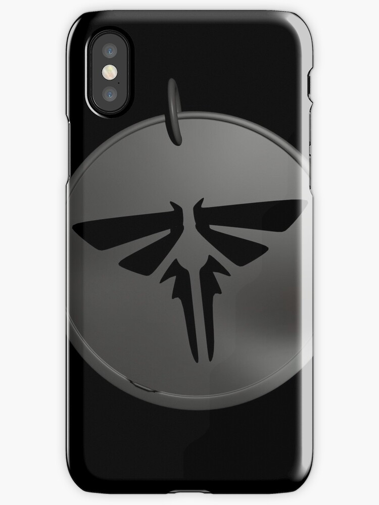 The last of us firefly pendant iphone cases covers by the last of us firefly pendant by dylanj3400 mozeypictures Images