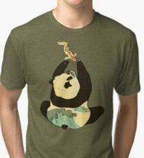 Life's A Fish Tri-blend T-Shirt
