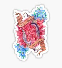 Hearth & Home Sticker