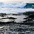 The Surfer by Paul Foley