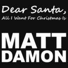 Dear Santa4 by CelticFox