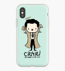 Castiel - Angel of the Lord iPhone Case
