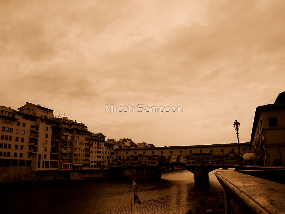 Ponte Vecchio by Micah Sampson