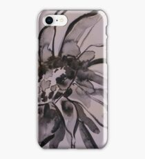 Sunflower with butterfly iPhone Case/Skin
