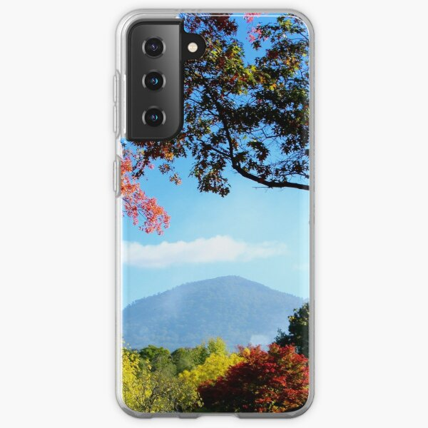 Window to the Mount - Mount Macedon Samsung Galaxy Soft Case