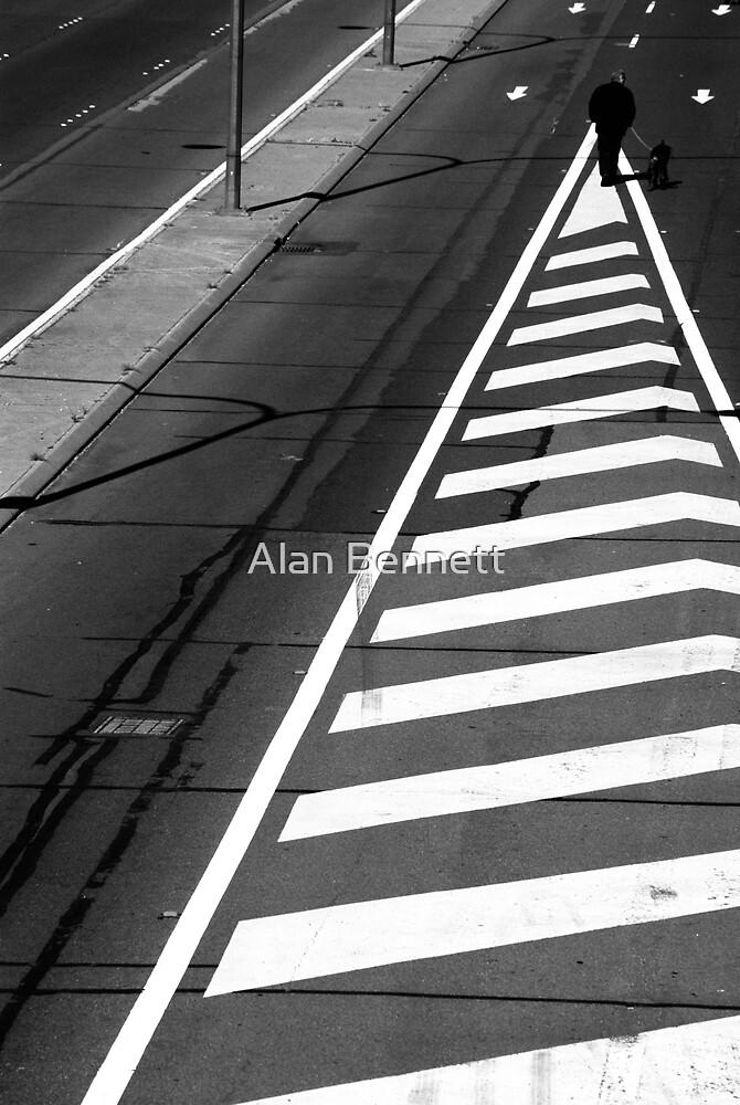 Walking Against The Tide by Alan Bennett