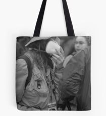 So...What are the mask for? Tote Bag