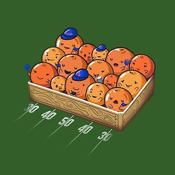 La caja naranja de kellabell9