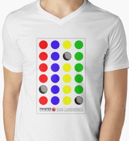 Twisted - War Games (Watch your Step - NFA VS UXO) T-Shirt