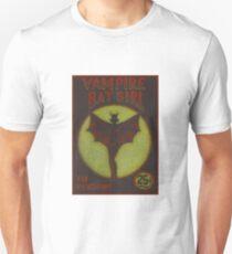 Vampire Batgirl Unisex T-Shirt