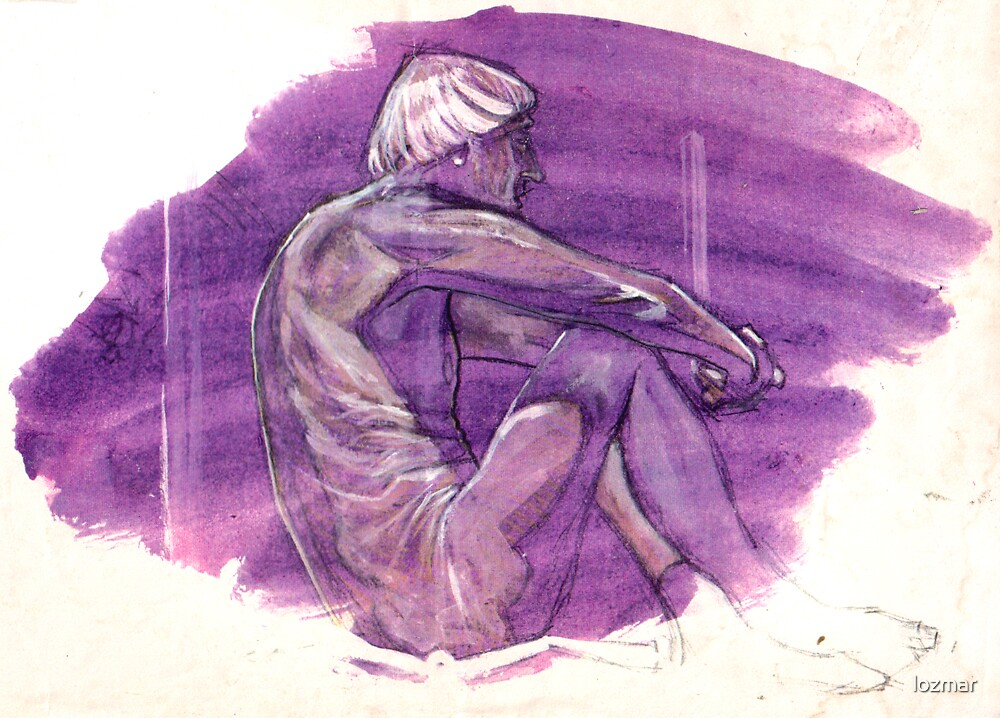 life drawing by lozmar