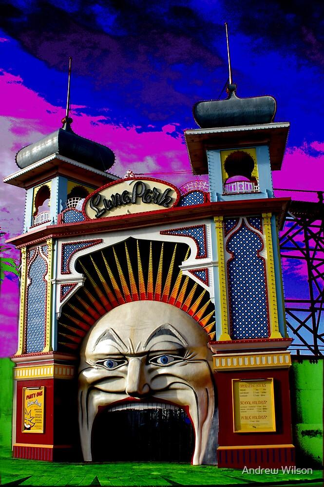 Luna Park by Andrew Wilson