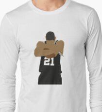 Camiseta de manga larga Tim Duncan Ball Hug