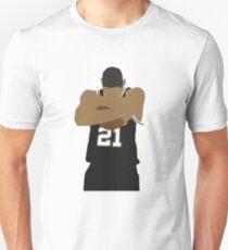 Tim Duncan Ball Hug Unisex T-Shirt