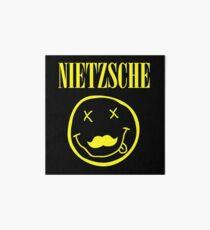 Nietzsche / Nirvana (Monsters of Grok) Art Board