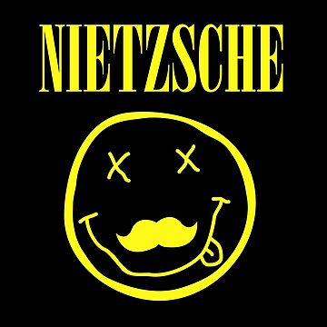 Nietzsche / Nirvana (Monsters of Grok) by amorphia