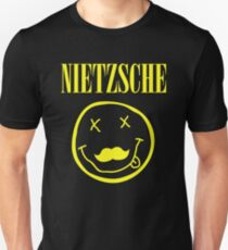 Nietzsche / Nirvana (Monsters of Grok) T-Shirt